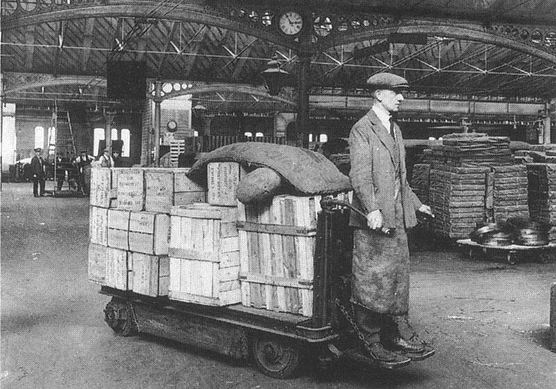 Elewell-Parker LNWR Electric Trolley 1928